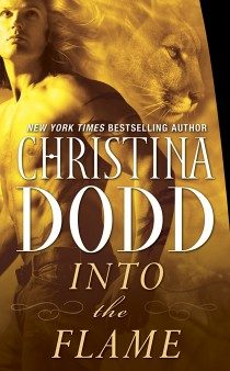 Into the Flame (Darkness Chosen, Book 4) by Christina Dodd
