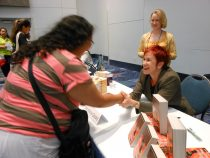 Christina Dodd Autographing