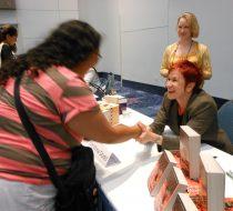 Christina Dodd Autographing
