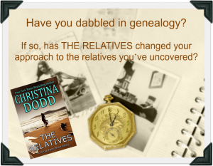 TR Reader Question Have you dabbled in genealogy