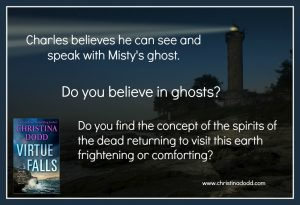 VF Reader Questions Do you believe in ghosts
