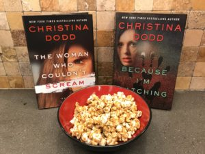 Amazon Best of the Year: THE WOMAN WHO COULDN'T SCREAM! « Christina Dodd